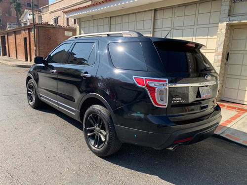 ford explorer limited 4x4 2012
