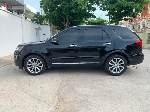 ford explorer limited 4x4 2017