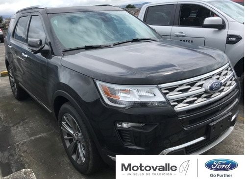 ford explorer limited 4x4 2018