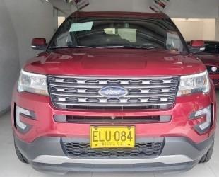 ford explorer limited 4x4 asistencia de parqueo 2017