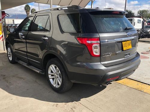 ford explorer limited 4x4 at 3.5
