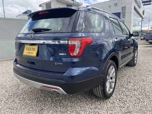 ford explorer limited 4x4 at 3500cc 2016