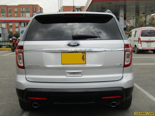 ford explorer limited 4x4 at aa ab abs