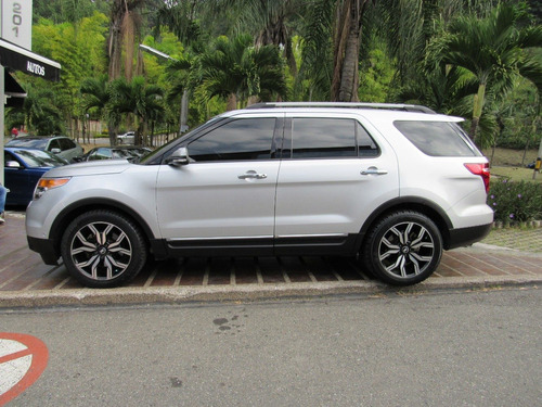 ford explorer limited 4x4 at sec 7puestos cc3500
