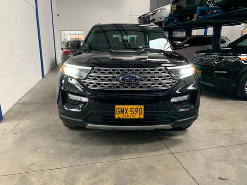 ford explorer limited 4x4 aut gmx590