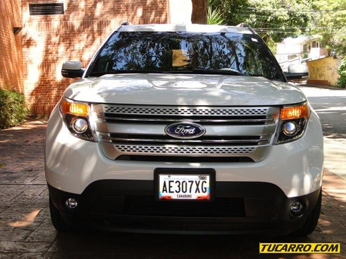 ford explorer limited 4x4 automatica