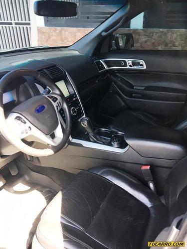 ford explorer limited 4x4 - automática