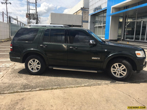 ford explorer limited 4x4 - automatico