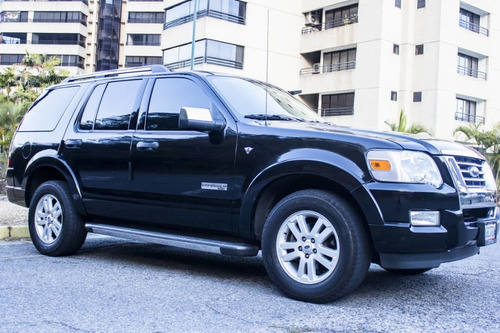 ford explorer limited 4x4 motor 4.6 2011 5 puertas