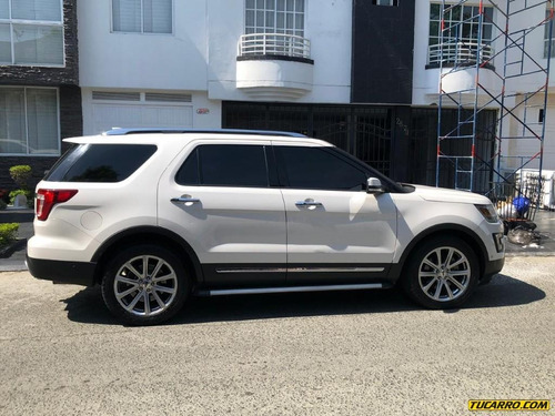 ford explorer limited at 3400cc 4x4