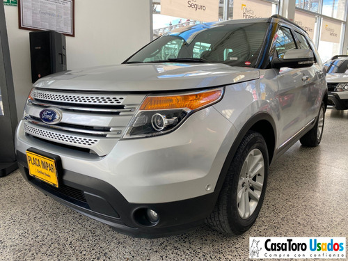 ford explorer limited at 4x4 3500cc 2014