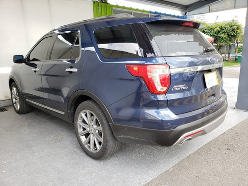 ford explorer limited automatica 4x4 7 psj 3.5
