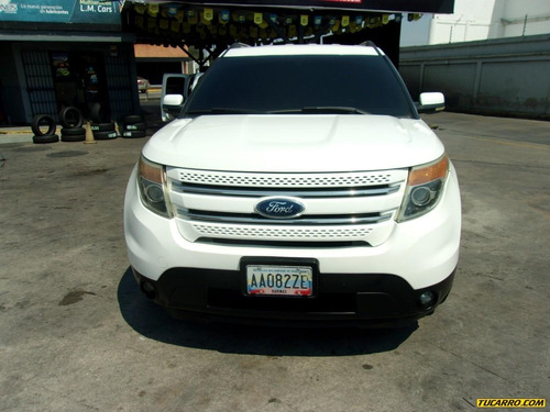 ford explorer limited automatica 4x4
