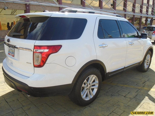 ford explorer limited - automatica