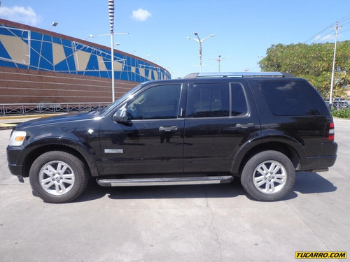 ford explorer limited automático 4x4