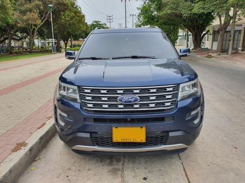 ford explorer limited automatico 4x4 modelo 2017 oportunidad
