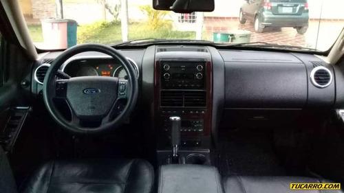 ford explorer limited automático