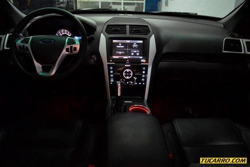 ford explorer limited - automático