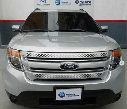 ford explorer limited - blindada - 2013