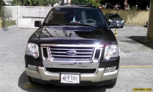 ford explorer limited centennial 4x4 - automatico