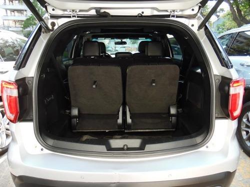 ford explorer  limited ecoboost 2.3 aut 2016