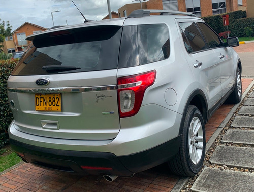 ford explorer limited full equipo techo cristal 4x4
