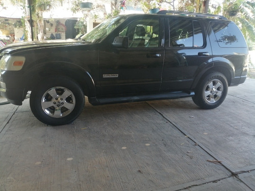 ford explorer limited maroone 4.0