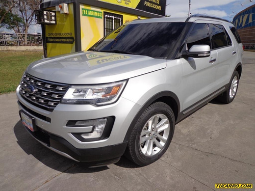 ford explorer limited sincronico