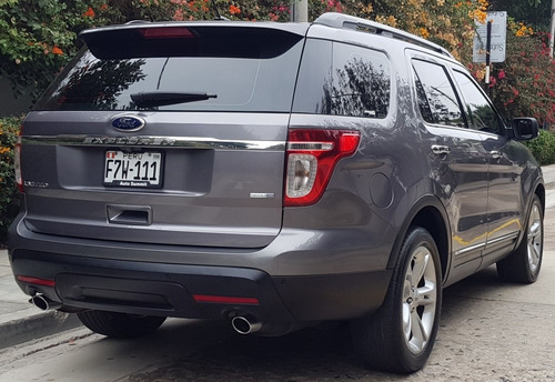 ford explorer limited suv-limited