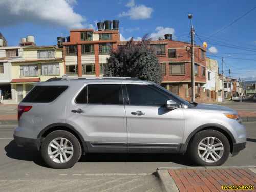 ford explorer limited tp 4x4 aa. ct 3.500cc