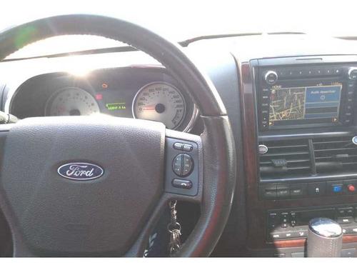 ford explorer limited v6 sync 4x2 mt 2010