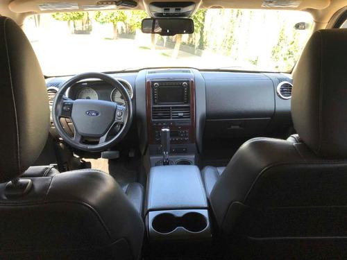 ford explorer limited v8 2010