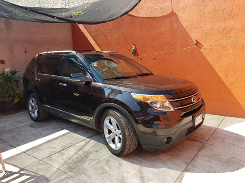 ford explorer limited xlt
