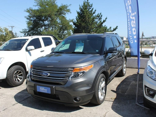 ford explorer ltd 2.0 at