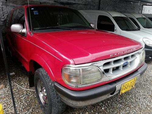 ford explorer mecanica 4x4 1997