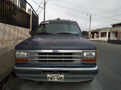 ford  explorer  mecánica
