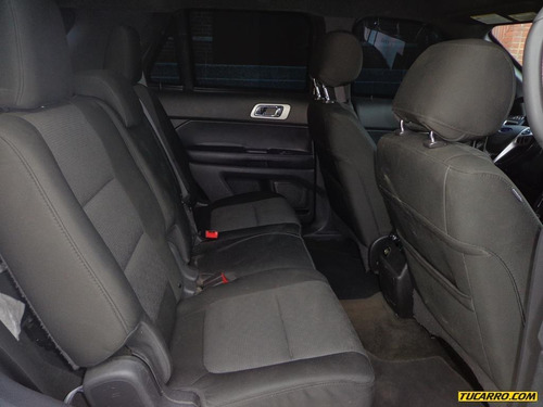 ford explorer secuencial 4x4