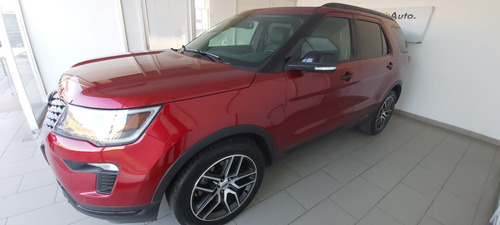 ford explorer sport 4wd 2019