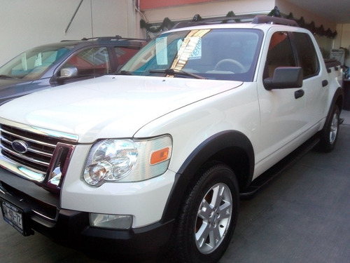 ford explorer sport trac 4.6 sport trac xlt at 2010