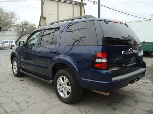ford explorer v6 tela 2007