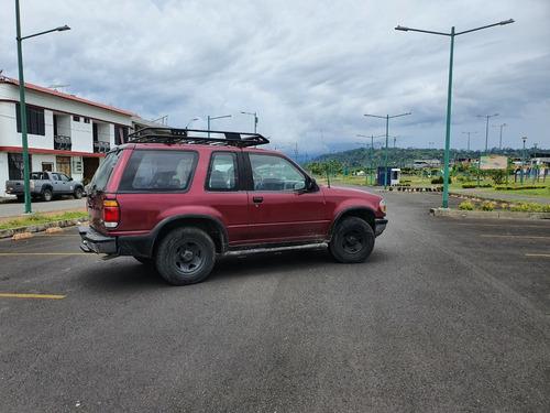 ford explorer xl 3p 1997 full