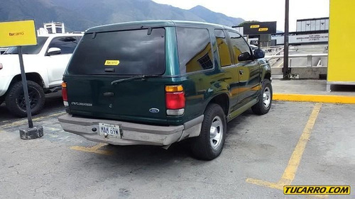 ford explorer xl- secuencial