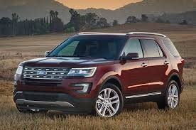 ford explorer xlt 0km 2017 extra full inter motors
