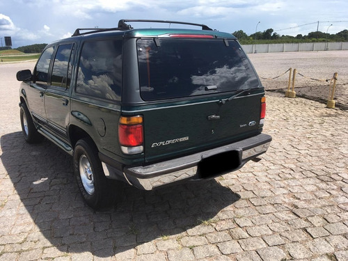 ford explorer xlt 1995 - automática