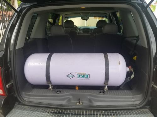 ford explorer xlt 2005 gasolina y gas natural