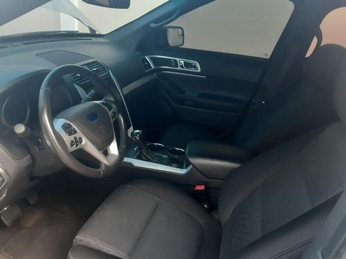 ford explorer xlt 2012 automatica