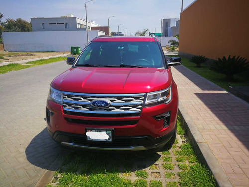 ford explorer  xlt 2019 re..full!!