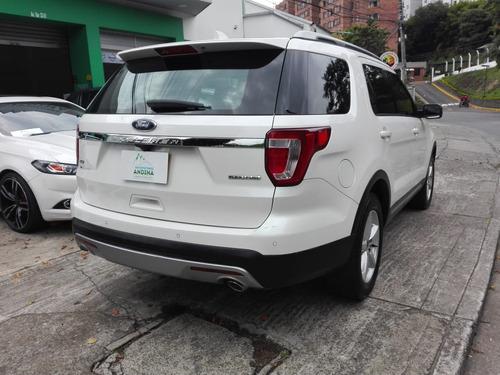 ford explorer xlt 3.5 automatico 2016 4x2 129