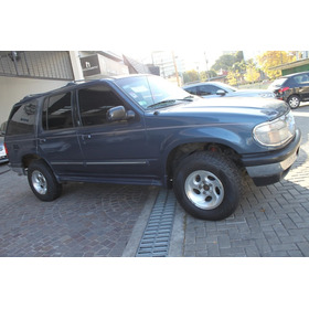 Ford Explorer Xlt 4x4 1998