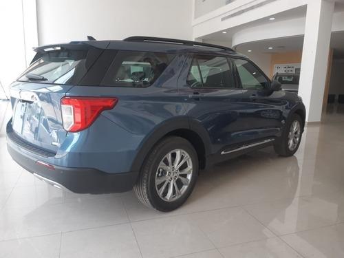 ford explorer xlt  4x4 2020